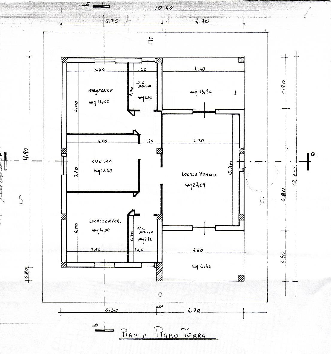Villa florida agenzia greco immobiliare for Creatore del piano terra del negozio